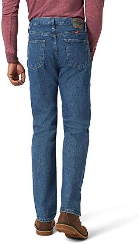 Wrangler - Men's Regular Fit Jeans: Odzież