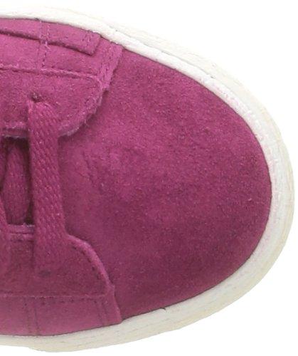 Nike Blazer Mid Suede Vintage 518171, Damen Hohe Sneakers Rasberry Red-Metallic Zinc