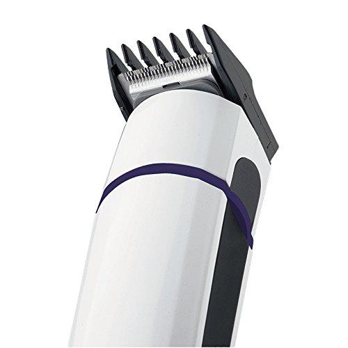 Tm Electron TMNT110 - Kit de arreglo personal con maquinilla cortapelos, resistente al agua: Amazon.es: Salud y cuidado personal