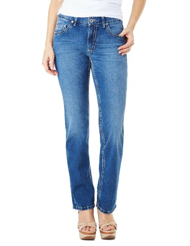 With Buffies Femme dark 167 Droit Pioneer Used Jeans Bleu Stone Blue R8xzqIEz