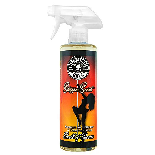 Chemical Guys Stripper Scent Premium Air Freshener and Odor Eliminator (16 oz)