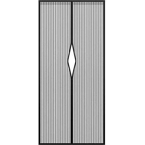 Magnetic Screen Doors  Bluesim Mosquito Door Net Magic Mesh Curtain Fits Door Up To 34 X82
