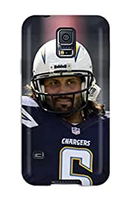 Rowena Aguinaldo Keller's Shop New Style 5307108K711943096 saniegohargers NFL Sports & Colleges newest Samsung Galaxy S5 cases