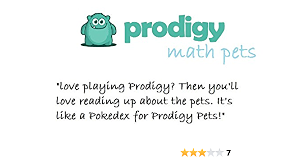 Prodigy Math Pets The Unofficial Guide Kindle Edition By Addison Heather Children Kindle Ebooks Amazon Com