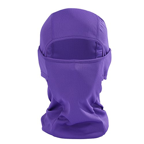 Suri Store Balaclava Windproof Ski Mask Motorcycle Neck Breathable Tactical Hood Travelling Outdoor Sports