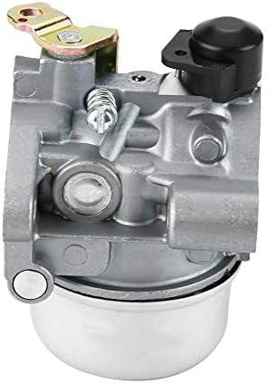 KIMISS Aluminium Auto Ansaugkr/ümmer Silber + Schwarz 150cc Motoren EFI384114 Vergaser Racing Motor Ansaugkr/ümmer Luftansaugsystem f/ür GY6 125