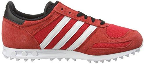 adidas LA Trainer K - Zapatillas para niño Rojo / Blanco