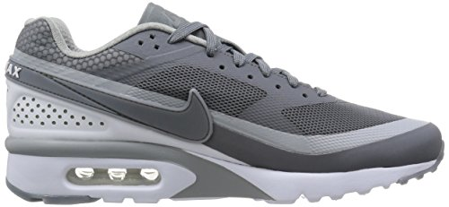 Nike Air Max BW Ultra Zapatillas de running, Hombre Gris (Cool Grey / Cool Grey-Wolf Grey)