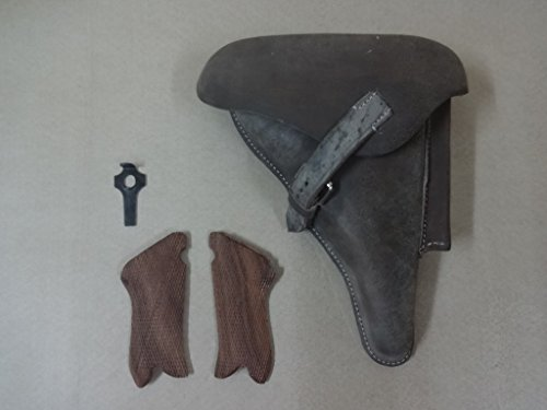 warreplica WW2 P08 Holster Oiled w/Take Down Tool and for sale  Delivered anywhere in USA