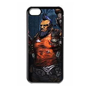 Borderlands 2 iPhone 5c Cell Phone Case Black yyfD-303751