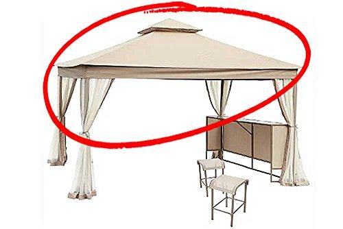 Laurel Park High-grade 300d Gazebo Replacement Canopy w/ Grommet - Laurel Park Stores