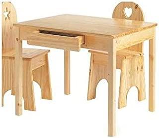 product image for Rectangular Kid's Table (Honey Oak)
