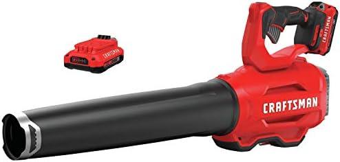 CRAFTSMAN V20 Handheld Blower CMCBL720D2