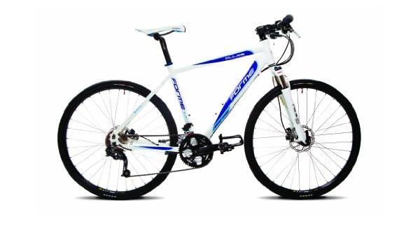 Forme FOR121 - Bicicleta híbrida para Hombre, 56 cm, Color: Amazon ...