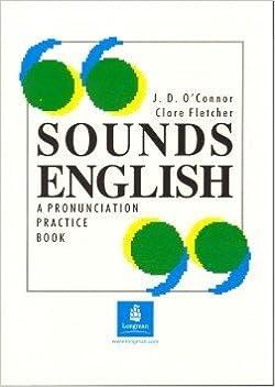 Sounds English: Pronunciation Practice Book & Audio Tape