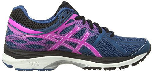 17 CUMULUS Blue Pink Glow ASICS T5D8N GEL Mosaic Women's Onyx Blue 5335 Running Shoes wE1q15p