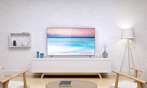 "Smart TV 50"" 4K PHILIPS 50PUG6654/78, UHD, HDR10+, Dolby Vision, Dolby Atmos, Bluetooth, WiFi, 3 HDMI, 2 USB"