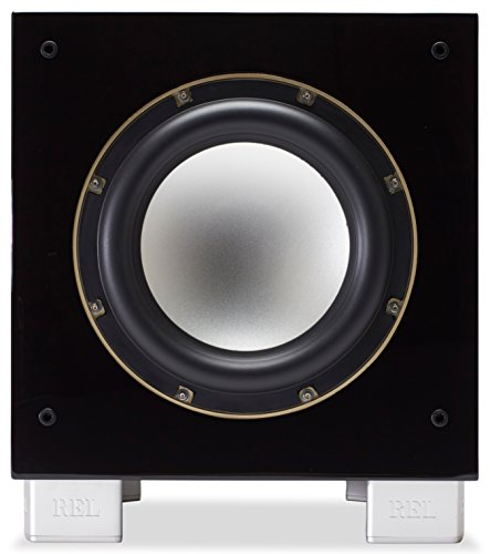 10 Best Subwoofer With Black Lacquers