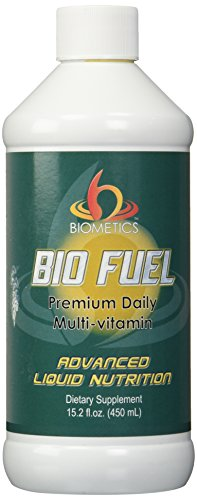 Biometics Bio Fuel Premium Multi Vitamin Powerful Nutrition to Fuel Your Body 15.2 Fl. Oz.