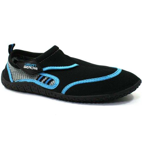 calcetines zapato agua con de de de hombre Para 6 Reed forma Black playa en 11 agua de de Blue diseño forma con de el zapato tamaños mujer RwqXP