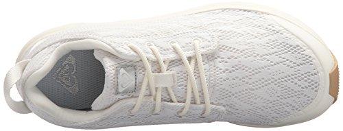 Roxy Damen-Set Session Athletic Walking Laufschuh Weiß