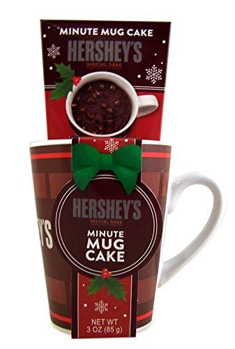 Hershey's Special Dark Chocolate Minute Mug Cake Gift ()
