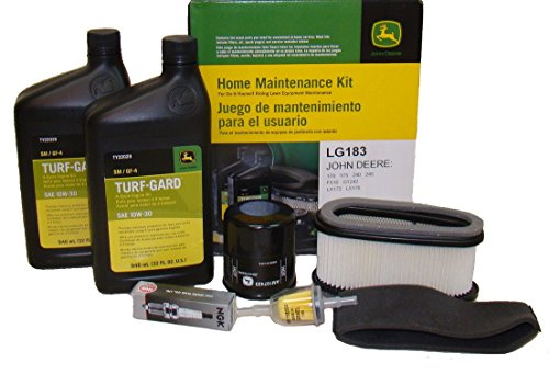 John Deere Original Equipment Filter Kit #LG183