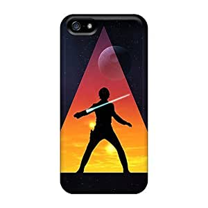 High Quality AnnetteL Star Wars Jedi Skin Specially Designed For Iphone - 5/5s