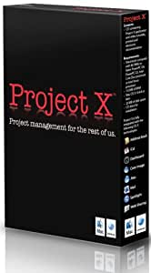 Project X, Project Management Software