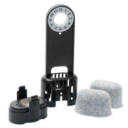 Blendin Water Filter Holder Assembly with 2 Filters,Compatible with Keurig 1.0 Coffee Makers