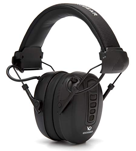 Venture Gear VGPME10 Clandestine Electronic Earmuff Hearing Protection