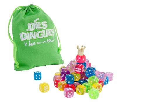 Partner Jouet - A1300760 - Jeu DE Dés Dingue 64 Dés