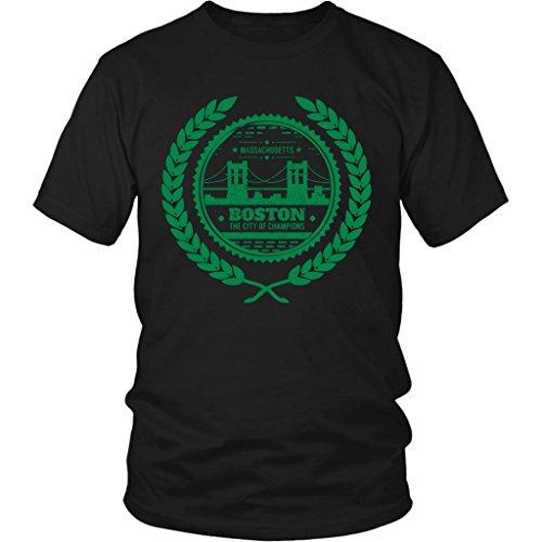 Boston City Of Champions Bean Town Celtics - Town Down Boston