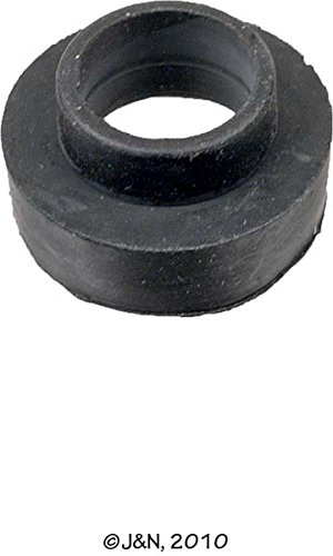 180-12082 - J&N, Grommet, 0.55'' / 14mm ID, 0.67'' / 17mm OD, Black Battery Terminal - Pack of 4