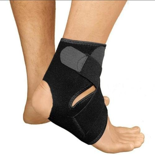 Affirmation Body Shampoo (ANGELS--Ankle Foot Elastic Compression Wrap Sleeve Bandage Brace Support Protection Y)
