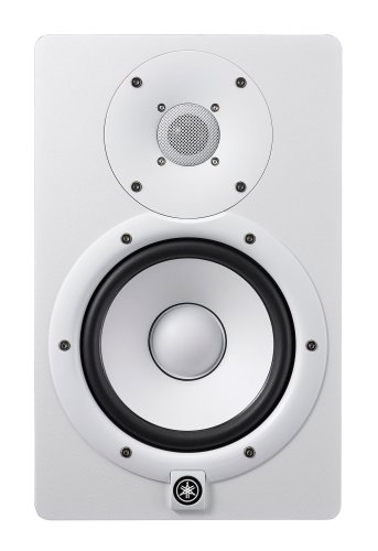 Yamaha HS7 W 6.5-Inch Powered Studio Monitor, White, used for sale  Delivered anywhere in Canada