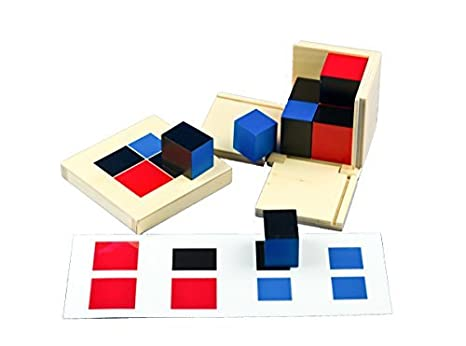Keeping Busy Binomial Cube Dementia and Alzheimer's Engaging Activities /  Puzzles / Games for Older Adults
