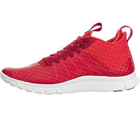 (NIKE Men's Free Hypervenom 2 FS Running Shoes (Red) Sz.13)
