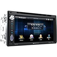 Soundstream VR-651B Double DIN Multimedia Source Unit with 6.5″ LCD Touch Screen/Bluetooth