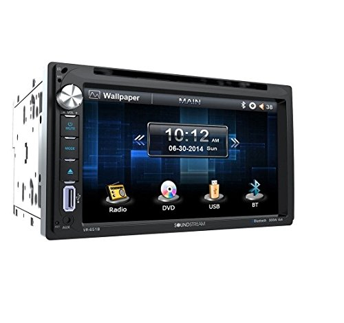 Soundstream VR 651B Double Multimedia Bluetooth