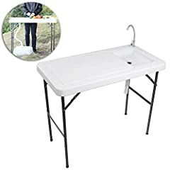 Outdoor Folding Fish and