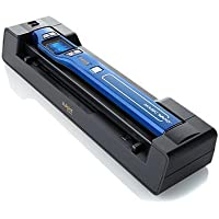 Vupoint Magic Wand Document/Photo 2-in-1 Portable Scanner & Auto-Feed Dock, 1.5 Preview LCD with 1200 DPI, Rechargeable…