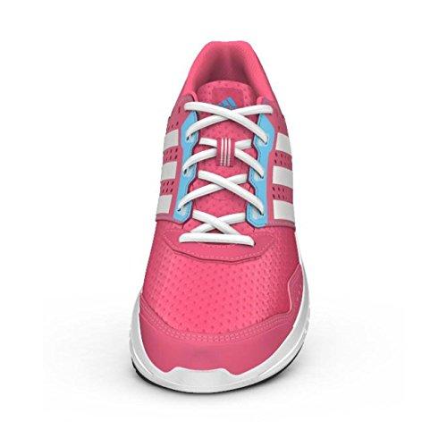 7 Adidas Azul Blanco Running Rosa Femme Entrainement Duramo Chaussures De q6wZ6gpf