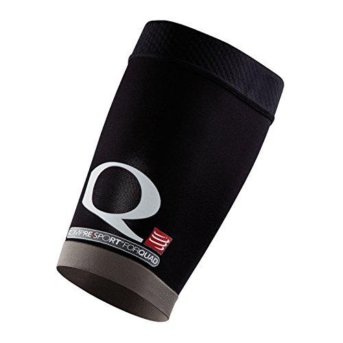 CompresSport ForQuad Compression Sleeve Black T4