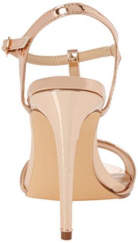 New Look Shalot, Sandalias para Mujer Dorado (Gold)
