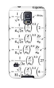 Best New Math Tpu Case Cover, Anti-scratch Phone Case For Galaxy S5 6115343K11000408