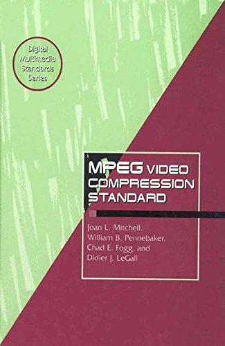 MPEG Video Compression Standard (Digital Multimedia Standards Series)