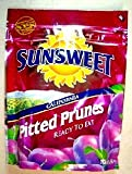 Sunsweet Pitted Prunes Ready to Eat 227 G.