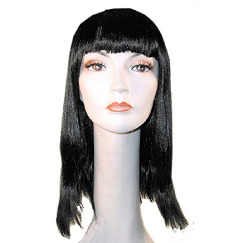 Morris Costumes Cleo Wig (Egyptian Man Adult Wig)