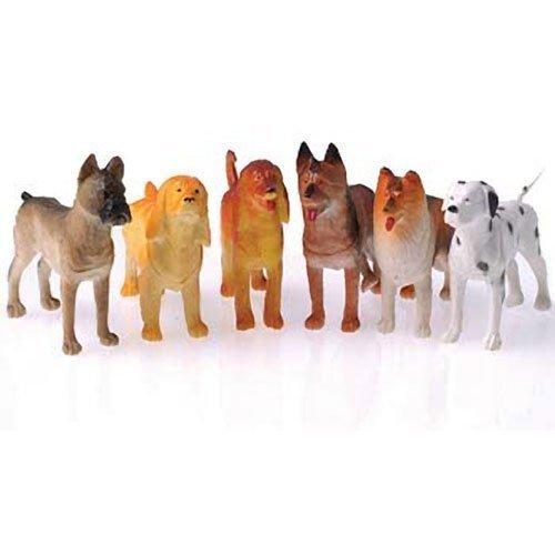 (US Toy Toy Dogs Toy Figure (2 Dozen), 4)